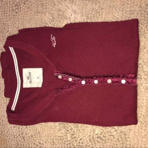 Hollister Long Sleeve Thermal